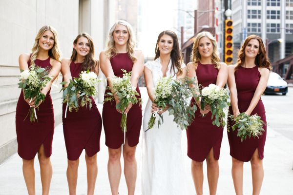 pantone-marsala-wedding-bridesmaids