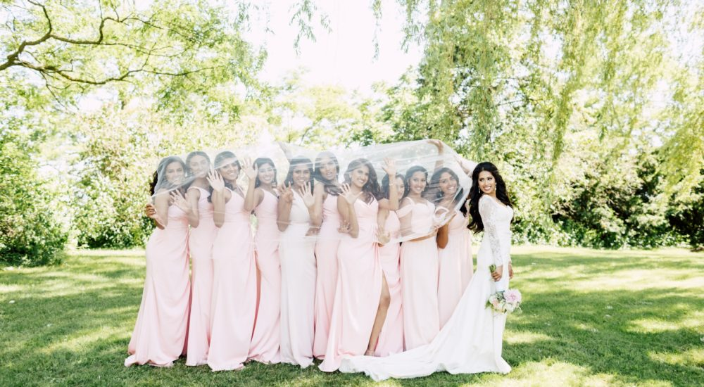 3 Tips for Choosing your Bridesmaids
